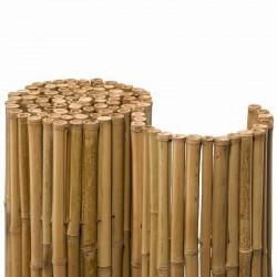 Bambusmatte Deluxe (Bambus Ø 24 mm)