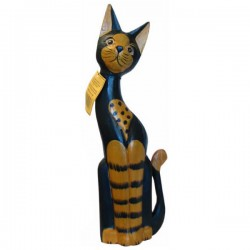 """Katze """"Felix"""" (40 cm) """"African Style"""""""